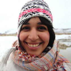 Farnaz Farhang : Master's Student/Staff Research Associate